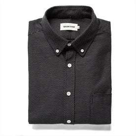 The Jack in Black Reverse Jacquard: Featured Image