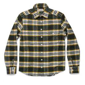 The Crater Shirt in Green Plaid: Alternate Image 8