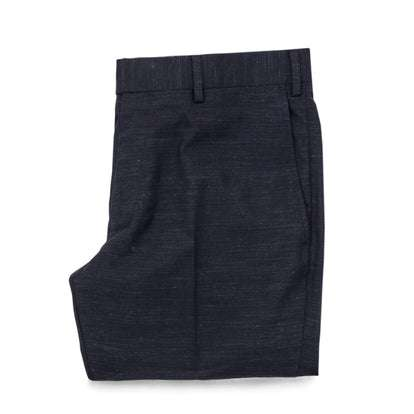 The Telegraph Trouser in Navy Slub