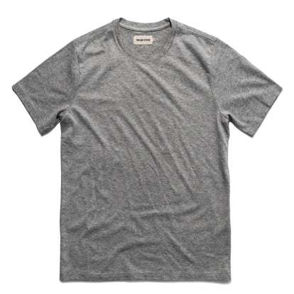 The Triblend Tee in Grey