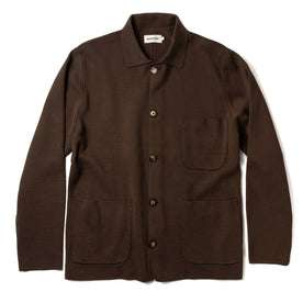 The Prout Jacket in Turkish Coffee: Featured Image