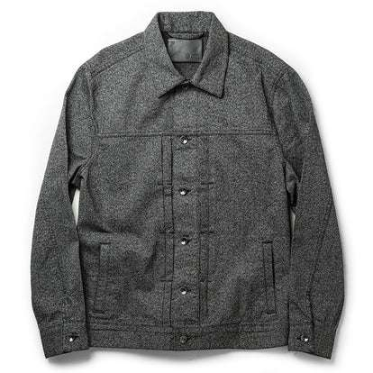 The Dispatch Jacket in Navy Jaspe