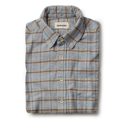 The Jack in Sky Plaid