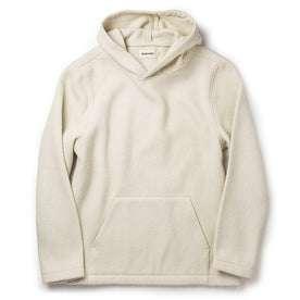 flatlay of hoodie