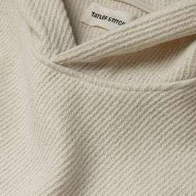 fabric shot of stitching