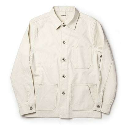 The Ojai Jacket in Natural Boss Duck