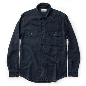 flatlay of shirt
