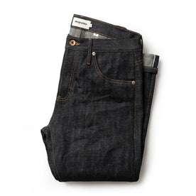 The Slim Jean in Nihon Menpu Selvage: Featured Image