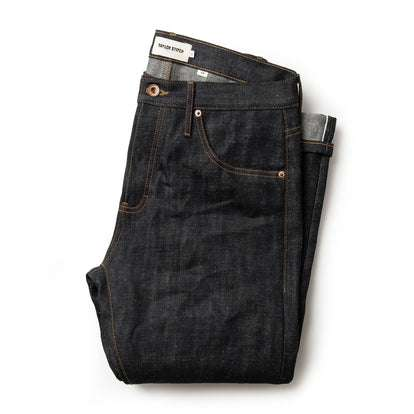 The Slim Jean in Nihon Menpu Selvage