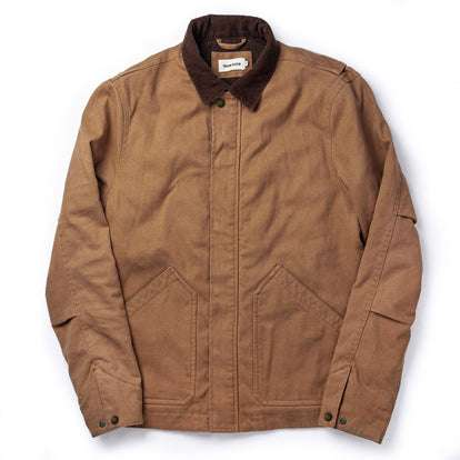 The Workhorse Jacket in Tobacco Boss Duck