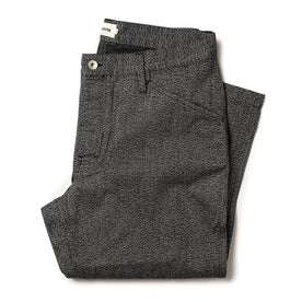 The Camp Pant in Navy Jaspe: Featured Image