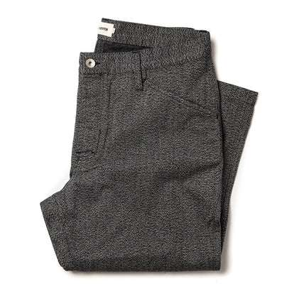 The Camp Pant in Navy Jaspe