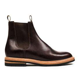 The Ranch Boot in Espresso Eagle: Featured Image