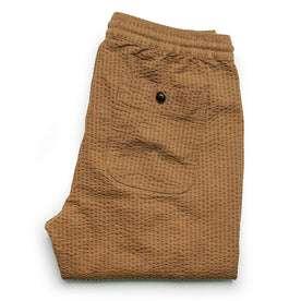 The Après Pant in British Khaki Seersucker: Alternate Image 10