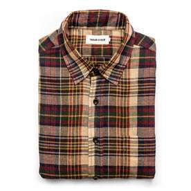 The California in Vintage Navy Madras: Featured Image