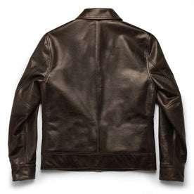 The Cuyama Jacket in Cola Leather: Alternate Image 12