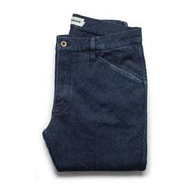 The Camp Pant in Indigo Boss Duck: Featured Image