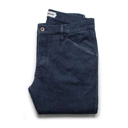 The Camp Pant in Indigo Boss Duck