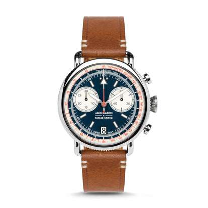 The Jack Mason x Taylor Stitch Aviator Multi‑Scale Chronograph