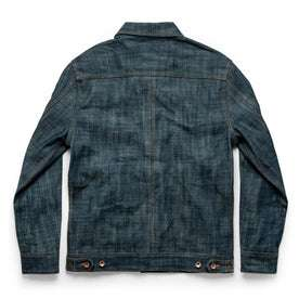 The Long Haul Jacket in Green Cast Selvage: Alternate Image 8