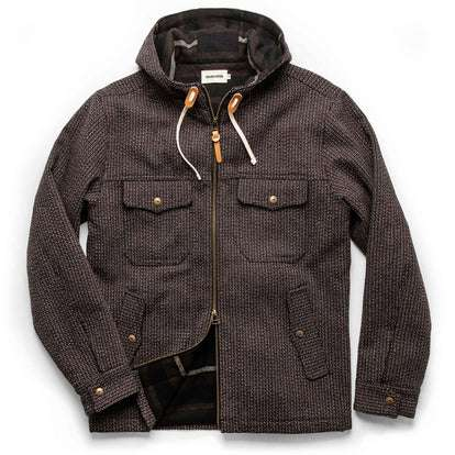 The Winslow Parka in Wool Beach Cloth