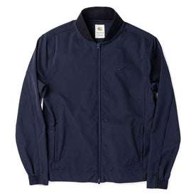 The Park Bomber in Navy: Featured Image