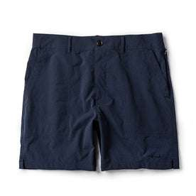 The Traverse Short in Navy: Featured Image