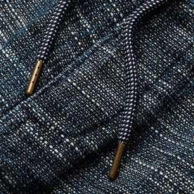 material shot string cord detail