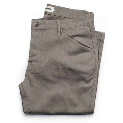 The Camp Pant in Ash Boss Duck