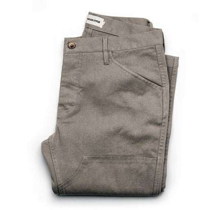 The Chore Pant in Ash Boss Duck