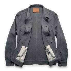 The Long Haul Jacket in Ash Sashiko: Alternate Image 8