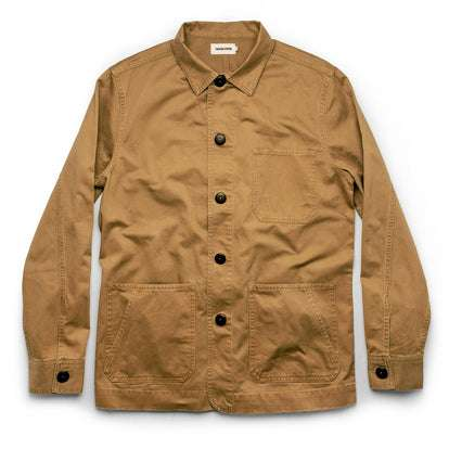 The Ojai Jacket in Tobacco