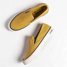 shoe flatlay