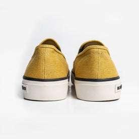 back shot of shoes