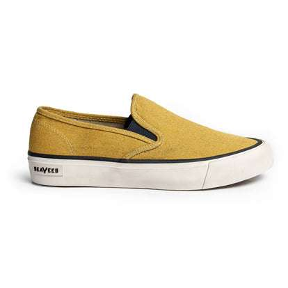 The Sano Slip-On in Gold Boss Duck