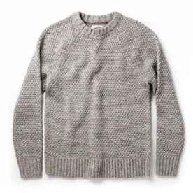 flatlay of sweater