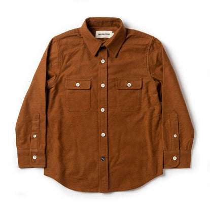 The Little Yosemite Shirt in Tobacco