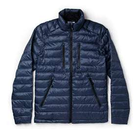The Taylor Stitch x Mission Workshop Farallon Jacket in Midnight Blue: Featured Image
