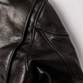 material shot of stitch detailing