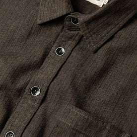 material shot of collar