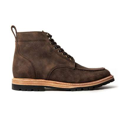 The Scout Boot in Espresso Grizzly