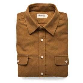 The Yosemite Shirt in British Khaki: Featured Image