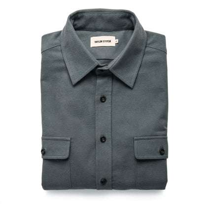 The Yosemite Shirt in Slate