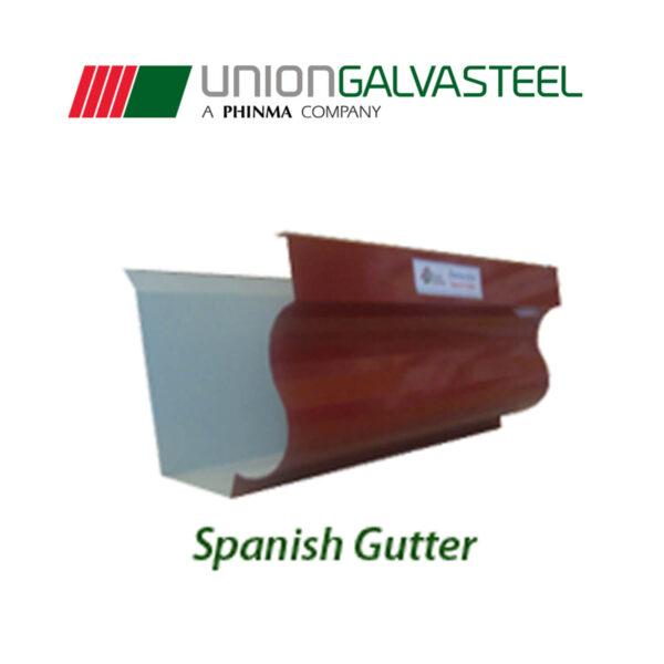 1UG SPANISH GUTTER