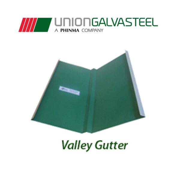 4UG VALLEY GUTTER