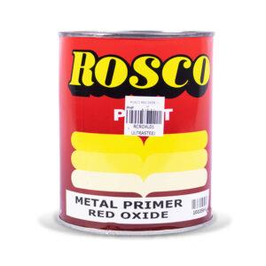 Rosco Metal Primer Red Oxide 1L