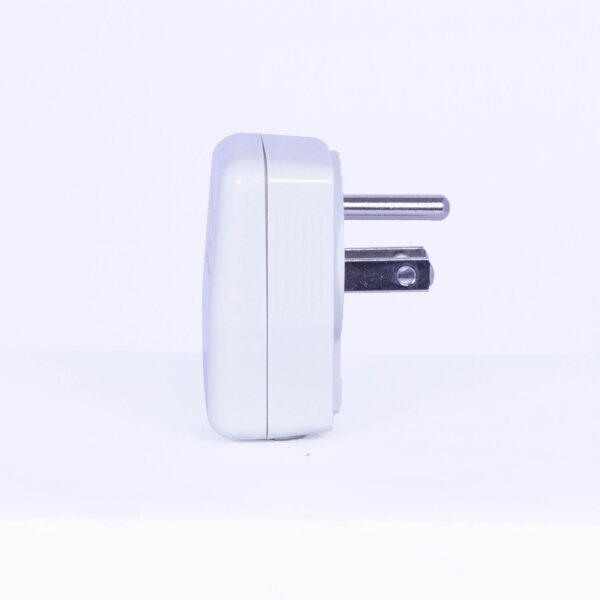 OMNI PVC HEAVY DUTY PARALLEL PLUG W GROUND 20A WHG 008 OM056 2