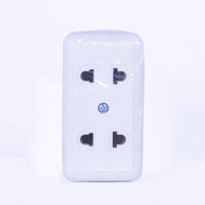 Surface Duplex Outlet (WSO-002)