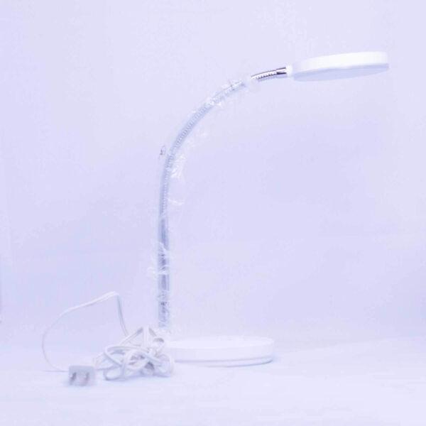 Omni Led Desk Lamp White DEL 1022W OM038 2