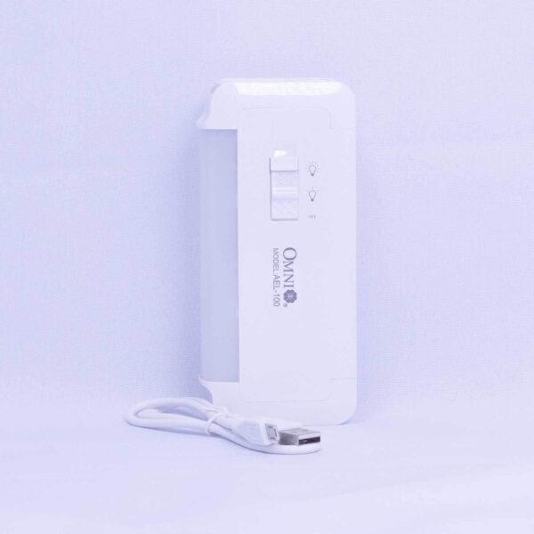Omni Led Rechargable Emergency Light AEL 100 OM029 0